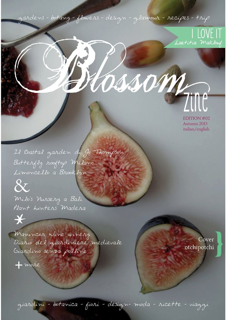 2 Autumn issue on www.blossomzine.eu Cover issue by Paula Valentim www.otchipotchi.com handmade ceramics