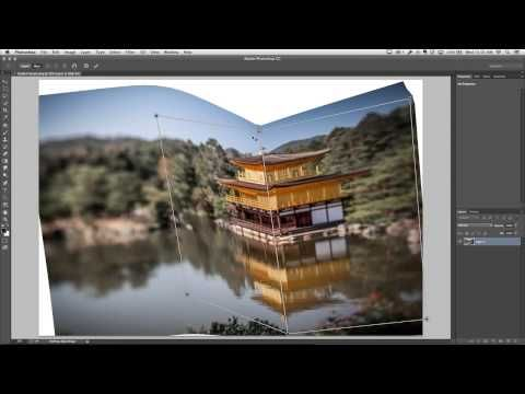 how to create screenshots in perspective photoshop
