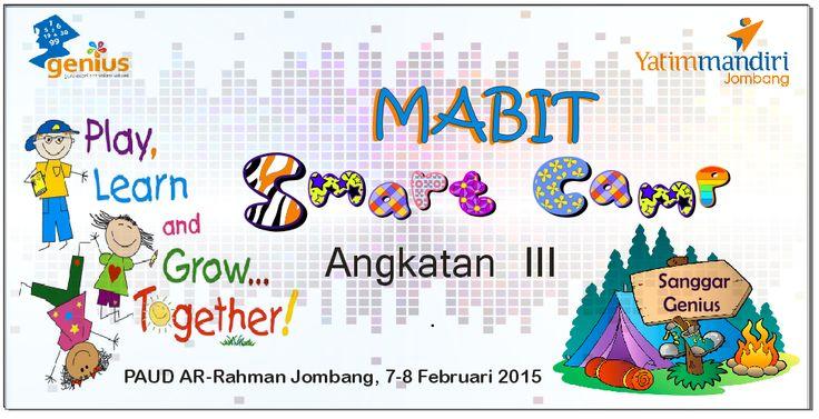#smartcamp #yatimmandiri #jombang 7-8 Februari 2015