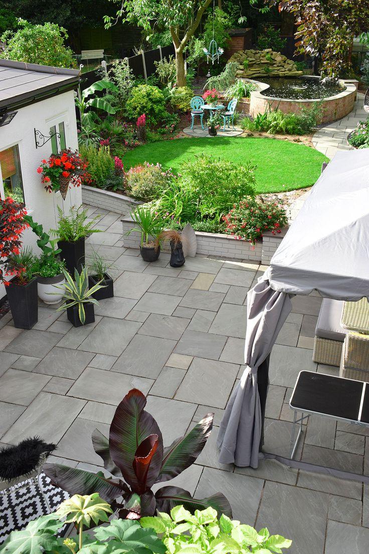 Landscape Gardening Nottingham Drawing For Landscape ...