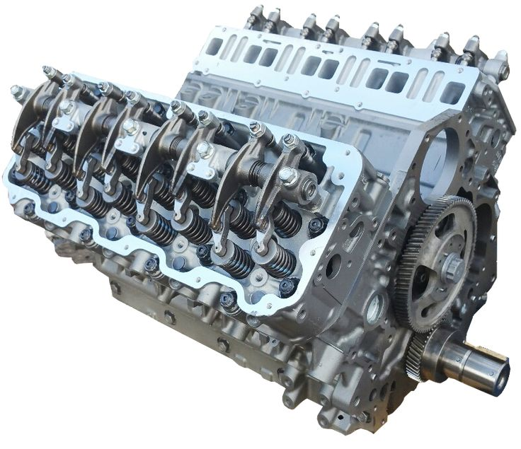 GM 6.6L DURAMAX LLY REMANUFACTURED LONG BLOCK #duramax #dieselengine #turbodiesel #6point6