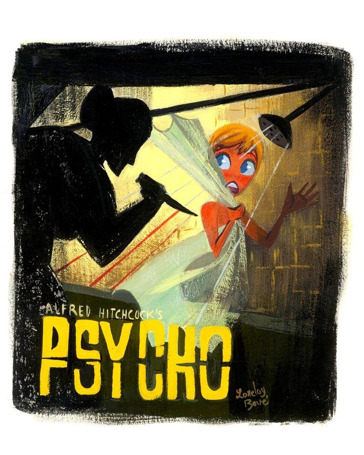 Psycho, Lorelay Bove