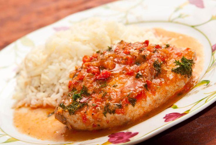 #Receta #aurelio #congelados #Atún guisado,  no te llevará mucho tiempo ni tampoco mucho esfuerzo. ¡Un plato que sin duda merece la pena!