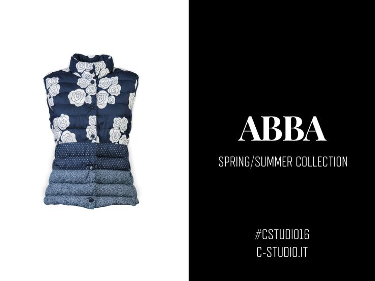 • Abba  •  Vest - ultralight nylon  #Cstudio16 ||  Spring Summer 16