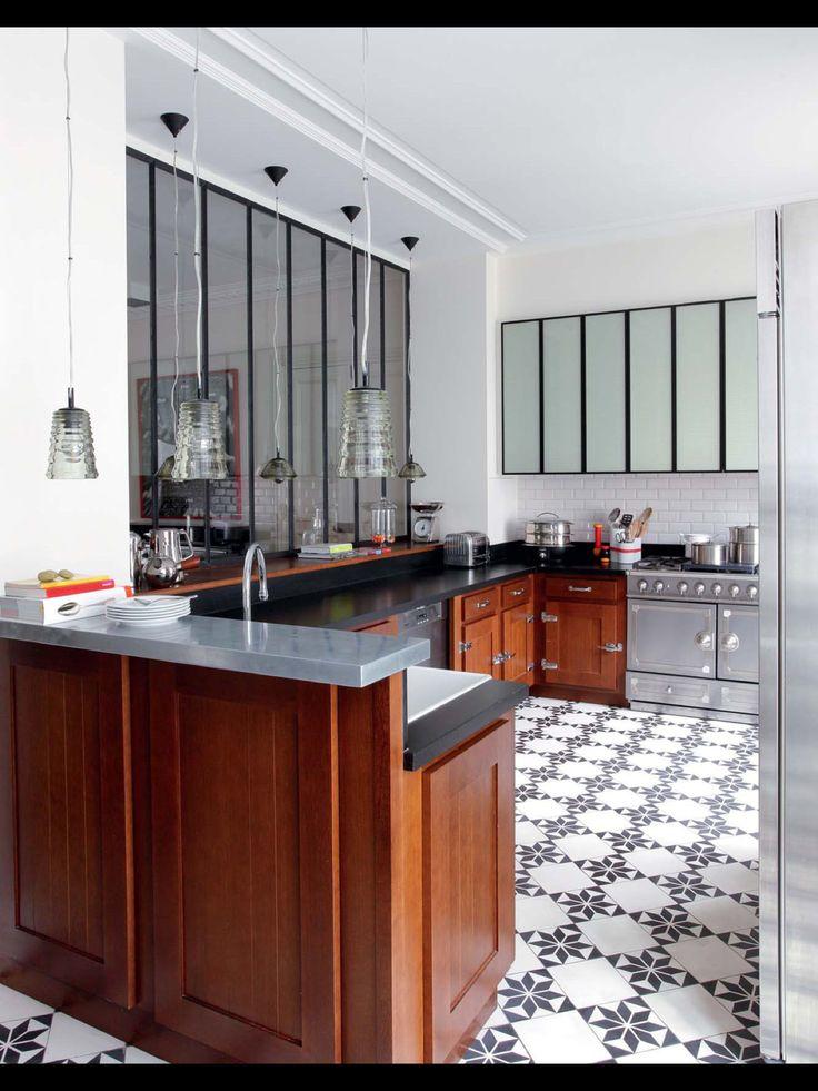 Cocinas abiertas cocinas ideales pinterest - Cocinas abiertas rusticas ...