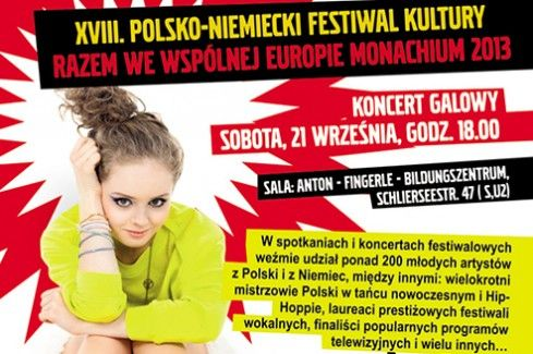 18th Polish-German Cultural Festival for Kids and Teenagers | Link to Poland