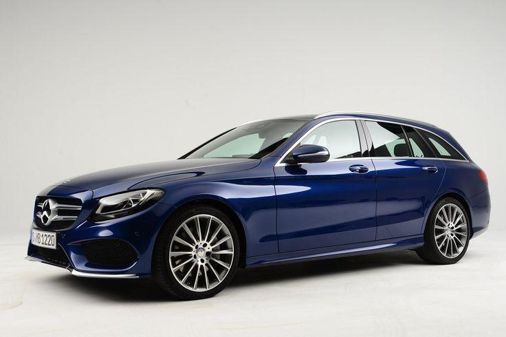 Mercedes C-Class Estate 2014 exclusive pictures