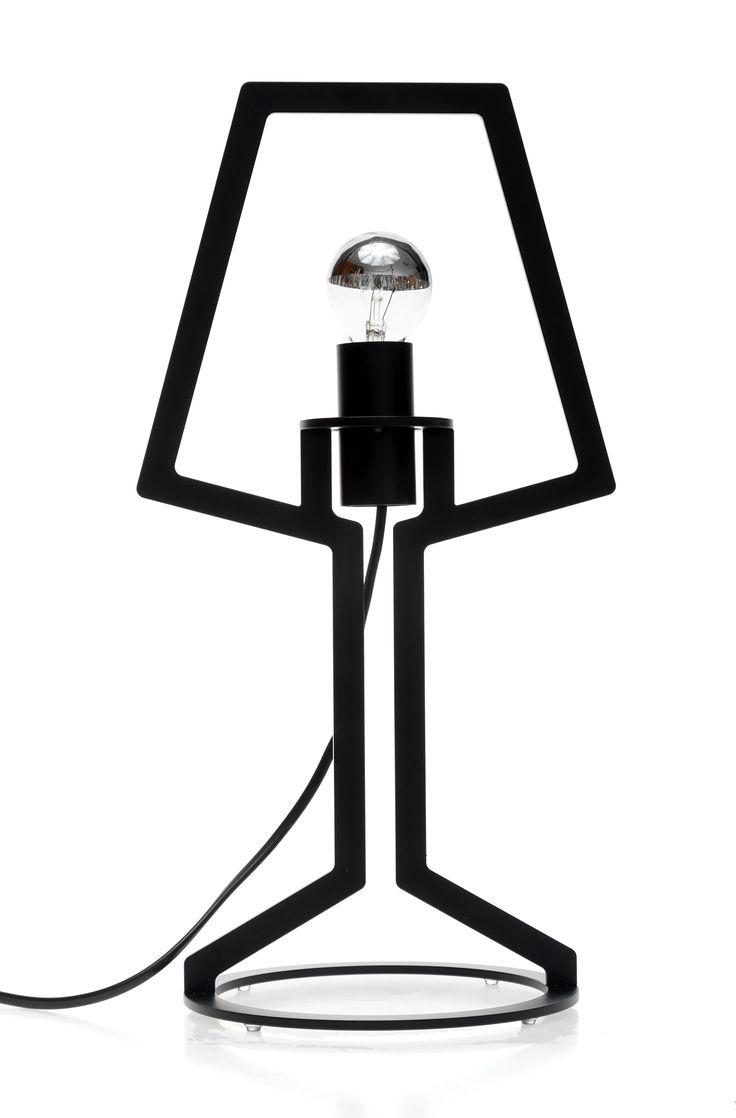 OUTLINE tafellamp van GISPEN (ontwerper PETER van de Water) Heb je een modern interieur, minimalistisch, klassiek, landelijk of retro, deze Dutch design lamp voelt zich overal thuis. Te koop bij Gimmii