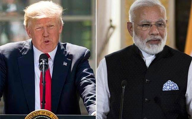 US President Donald Trump calls PM Narendra Modi a true friend, says he looks forward to his visit : India, News http://indianews23.com/blog/us-president-donald-trump-calls-pm-narendra-modi-a-true-friend-says-he-looks-forward-to-his-visit-india-news/