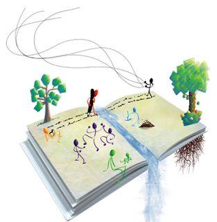Για το Περιβάλλον - την Εκπαίδευση, τον Πολιτισμό και την Κοινωνική Ανθρωπολογία: Παγκόσμια Ημέρα Παιδικού Βιβλίου