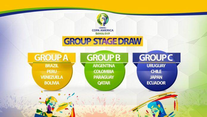 2019 Copa America Schedule Fixtures Matches Venues Copaamerica Conmebol Football Live Cricket Streaming Match Schedule Cricket Streaming