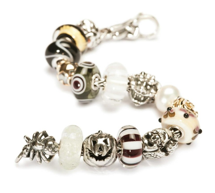 Inspirational Charm Bracelets: 35 Best Inspirational Trollbeads Bracelets Images On