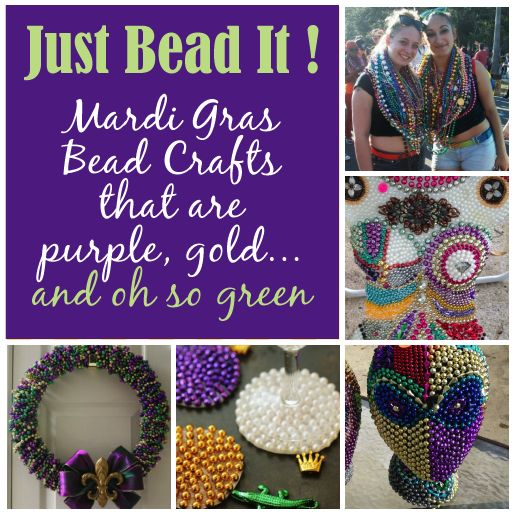 Our Best Collection of #MardiGras, #Gasparilla, Carnivale Recycle Crafts Even You Can do. #fattuesday