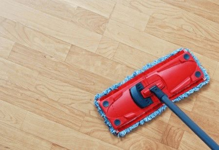 Best mop to clean hardwood floors