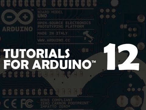 Tutorial 09 for Arduino: Wireless Communication - YouTube