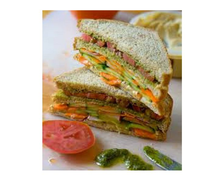 How to make vegetable Sandwich in hindi?(Step-By Step)