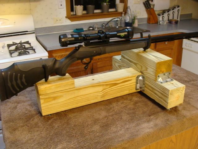 Homemade Shooting Rest Woodworking Pinterest