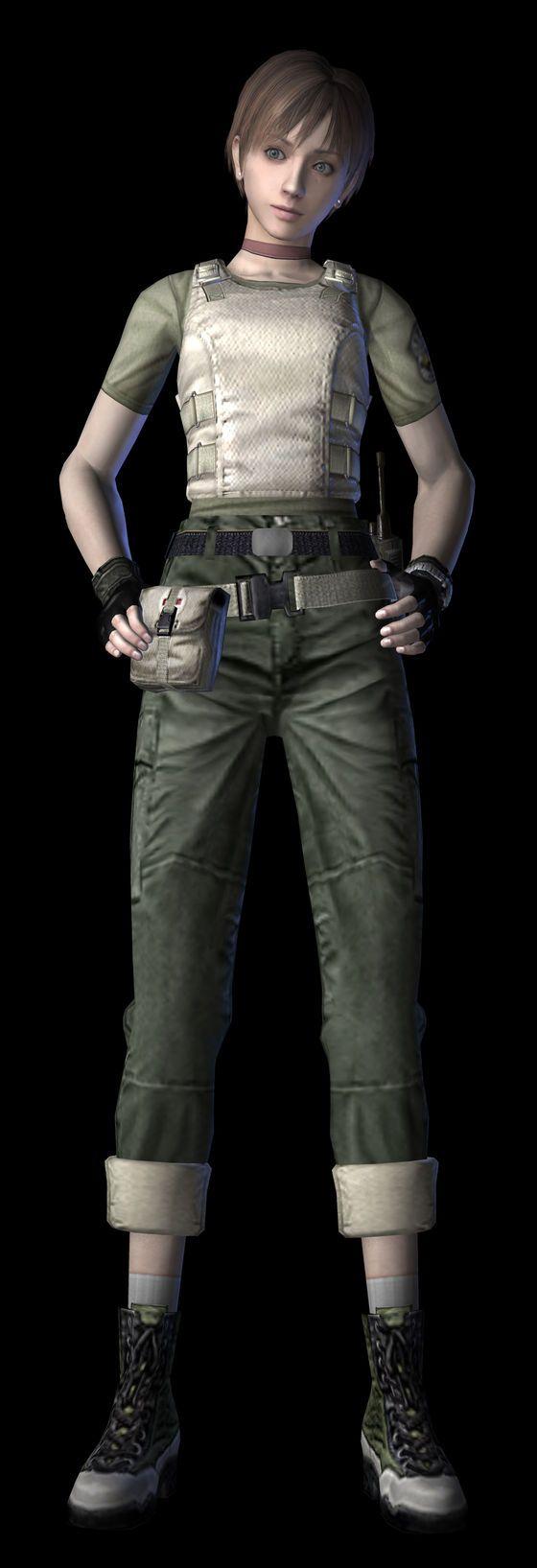 Rebecca Chambers from Resident Evil 0/REmake #residentevil #cosplay