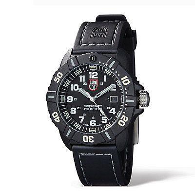 Luminox Coronado Navy Seal Watch - Black/Blue - Frontgate