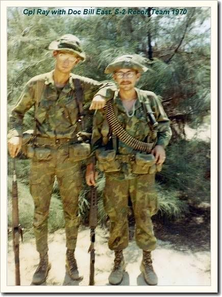 Marine Recon Vietnam | Encore M14 et ERDL en '70:
