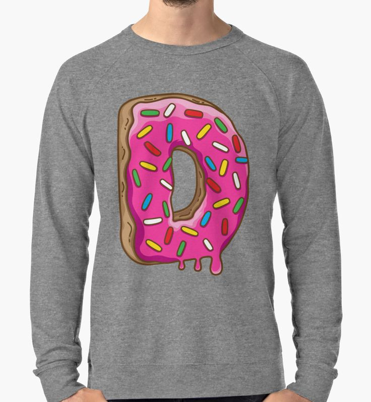 D is for Donut by plushism