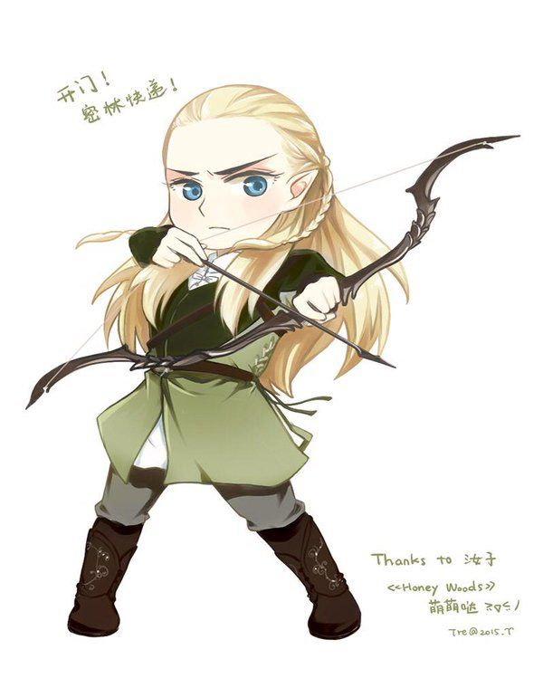 Legolas -- Леголас