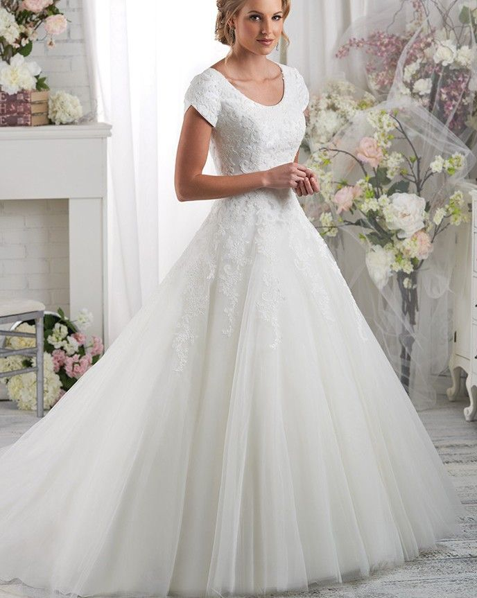 Best Modest Wedding Gowns From Gateway Bridal Images On