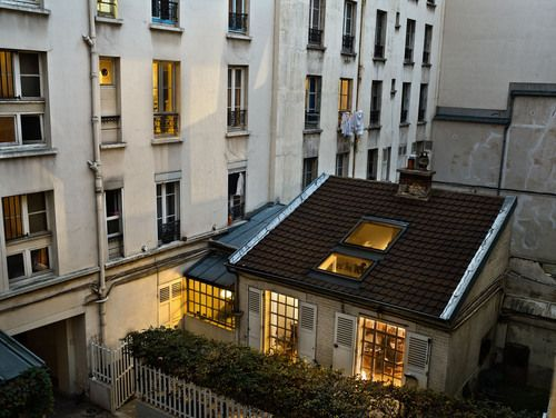 Rue de l'Ourcq, 19th arrondissement | Gail Albert Halaban