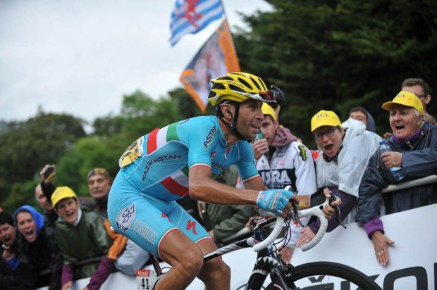 Photos gallery - Tour de France 2014 .... NIBALI rode in to take back the YELLOW Jersey