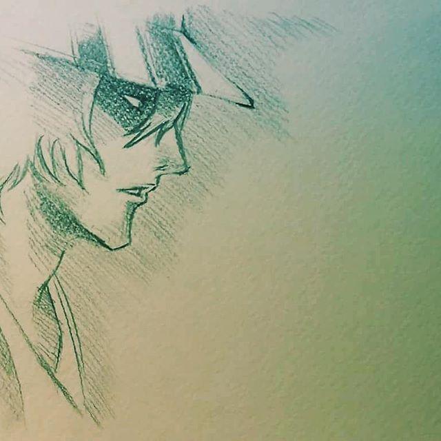 #bleach #uraharakisuke  #fanart #drawung #painting #artwork #art #sketch #sketchbook #otaku #anime #manga