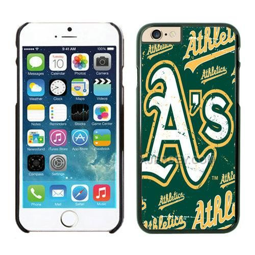 http://www.xjersey.com/oakland-athletics-iphone-6-cases-black05.html OAKLAND ATHLETICS IPHONE 6 CASES BLACK05 Only $21.00 , Free Shipping!