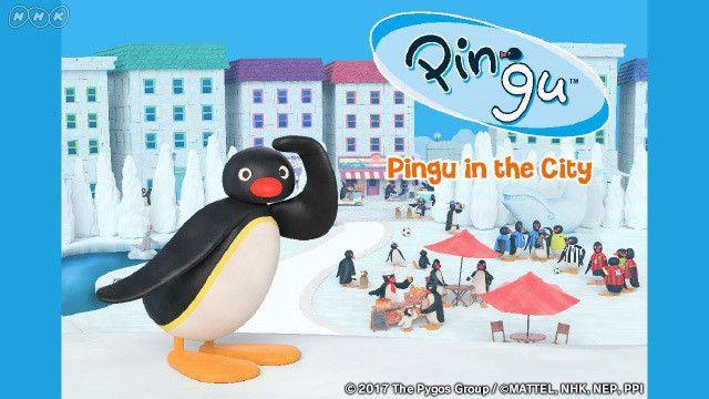 "NHK Plans New ""Pingu"" Anime"
