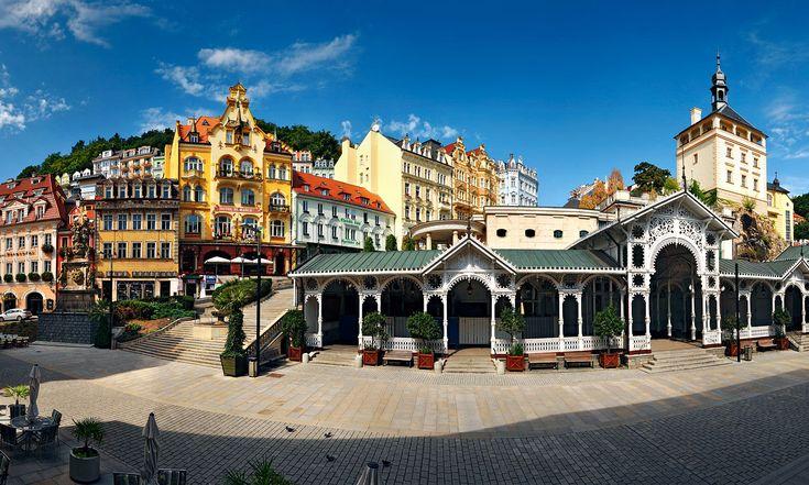 Karlovy Vary: Some like it hot