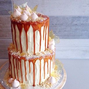 This Baker's Colorful Cake Creations Are Literally Too Beautiful To Eat