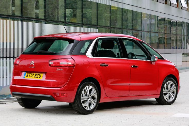 See pictures of the Citroen C4 Picasso