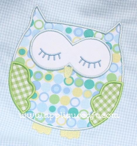 best 25 owl applique ideas on pinterest. Black Bedroom Furniture Sets. Home Design Ideas