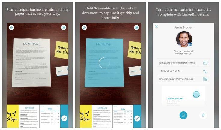 """Evernote Scannable iOS uygulaması ile fiziksel dokümanları dijitalleştirmek kolaylaşıyor YENİ ! """"Evernote Scannable iOS uygulaması ile fiziksel dokümanları dijitalleştirmek kolaylaşıyor"""" DETAYLAR İÇERDEhttps://www.oderece.net/evernote-scannable-ios-uygulamasi-ile-fiziksel-dokumanlari-dijitallestirmek-kolaylasiyor/"""