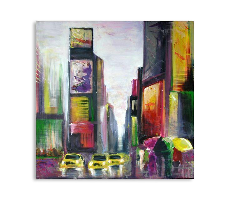 acrylic on canvas, 70x70