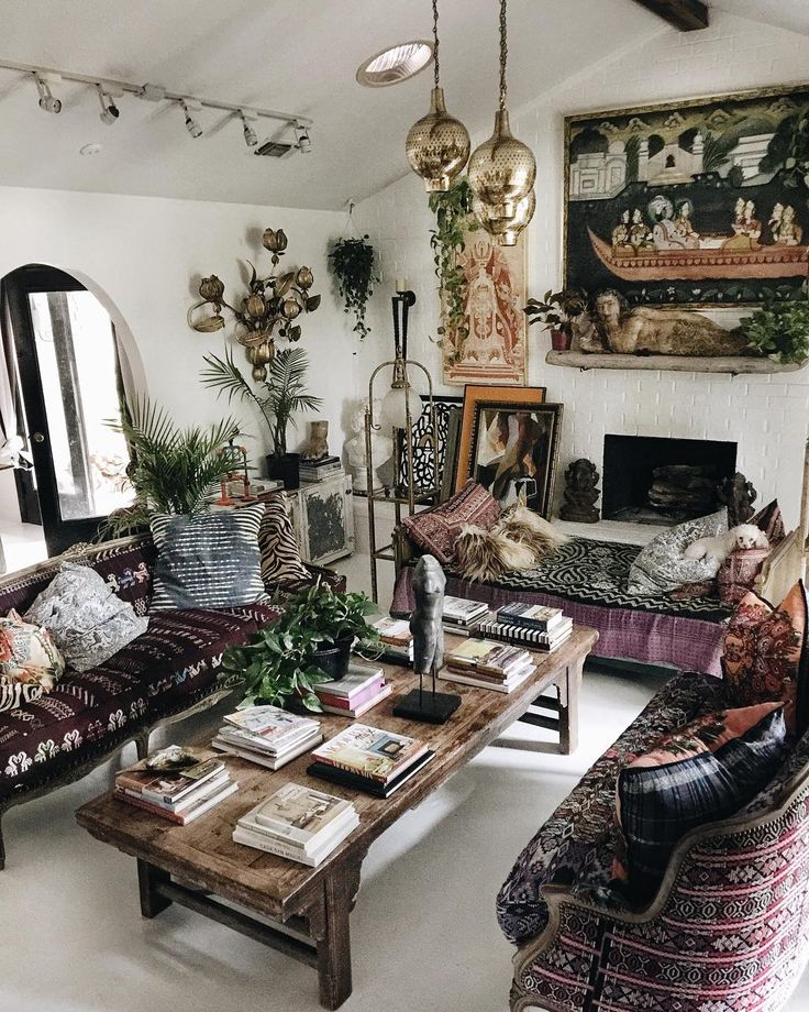 3701 best images about bohemian decor life style on - Boho chic living room decorating ideas ...
