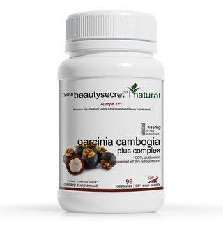Garcinia Cambogia plus complex integratore naturale