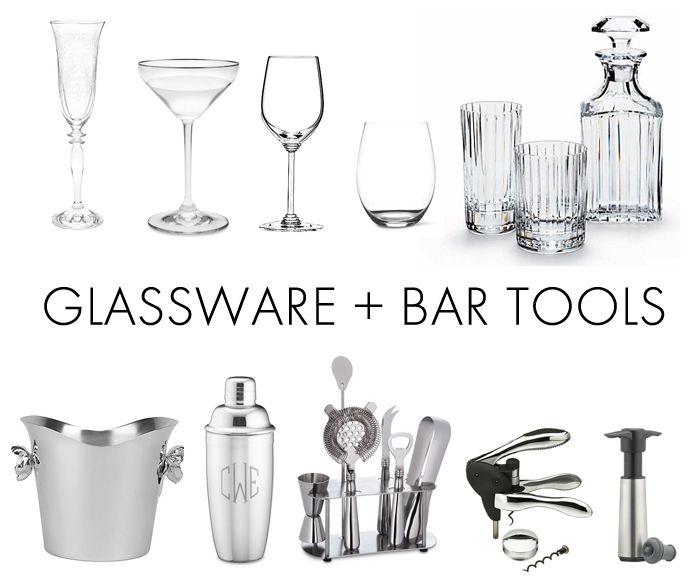 Entertaining: Stock the Bar Essentials