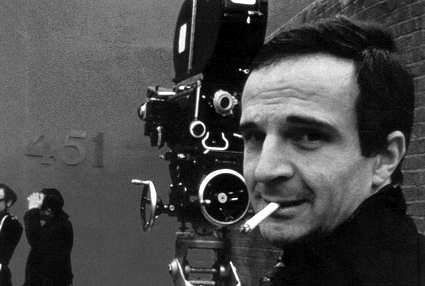 """ In love, women are professionals, men are amateurs. "" Tribute to François Truffaut (6 February 1932 - 1984)"