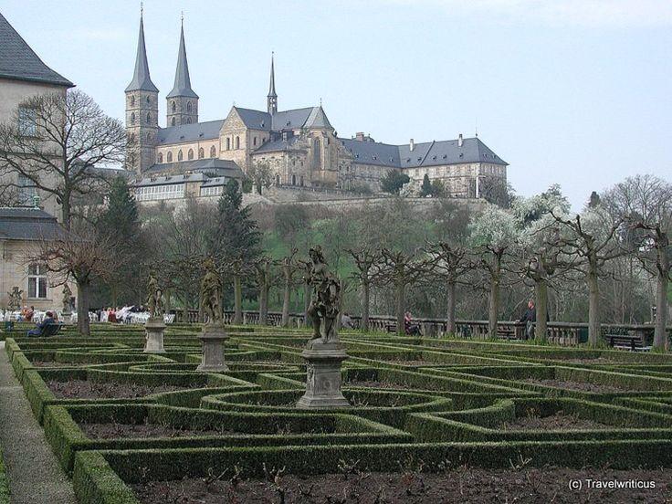Kloster Michelsberg in Bamberg, Deutschland