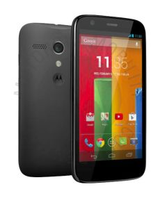 Pure Android. With Moto G, you'll be running on the Android operating system, with easy access to Google mobile services and more than one million apps and games.