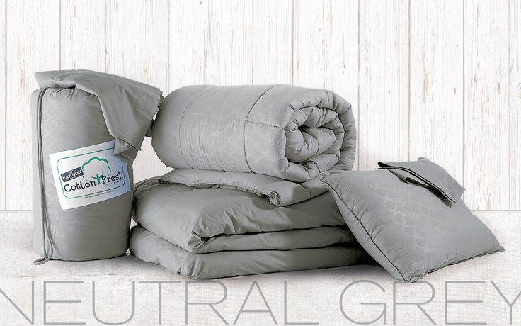 BED IN A BAG NEUTRAL GREY