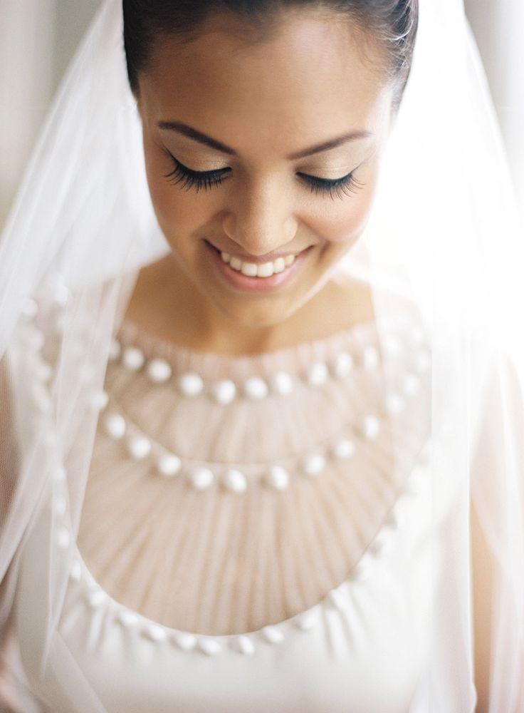 #makeup  Photography: Jose Villa Photography - josevillaphoto.com  View entire slideshow: Universal Bridal Beauty on http://www.stylemepretty.com/collection/1643/