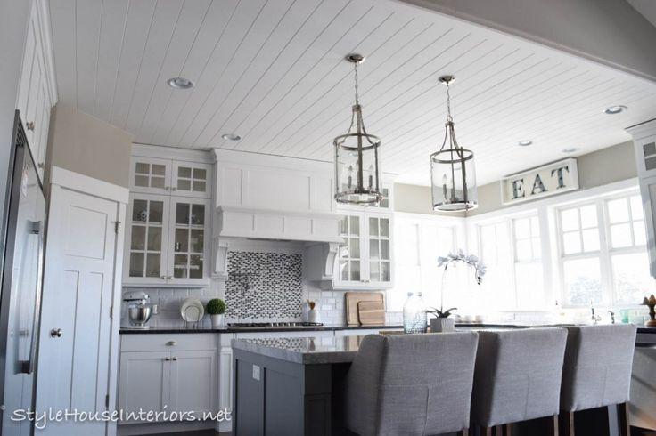 Shiplap ceiling   For the Home   Pinterest   Shiplap ...