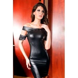 Sexy tight mini dress