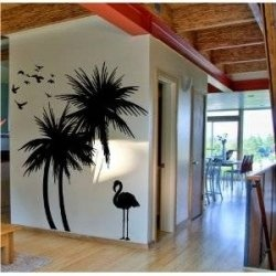 With palm tree wall decals you can easily change up your room decor in an instant. Palm trees have always been popular as wall art, and now with...