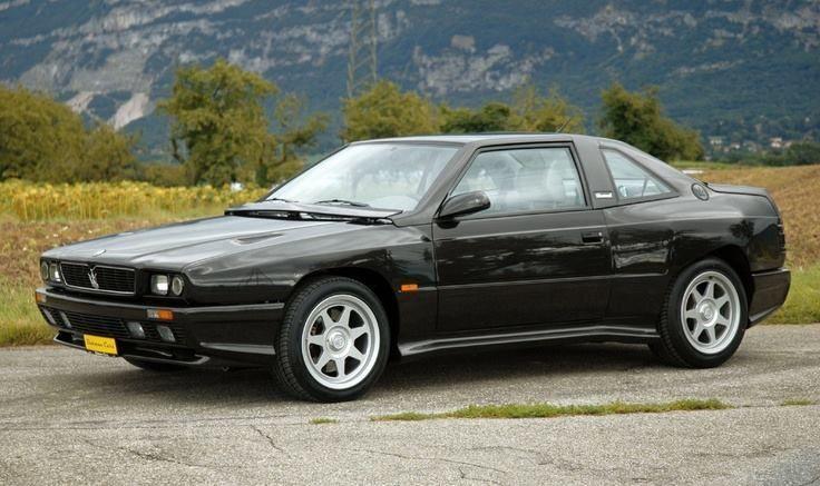 スーパーカーメーカー・マセラティにとって初めての量産車 Maserati Biturbo   CarTube[カーチューブ]